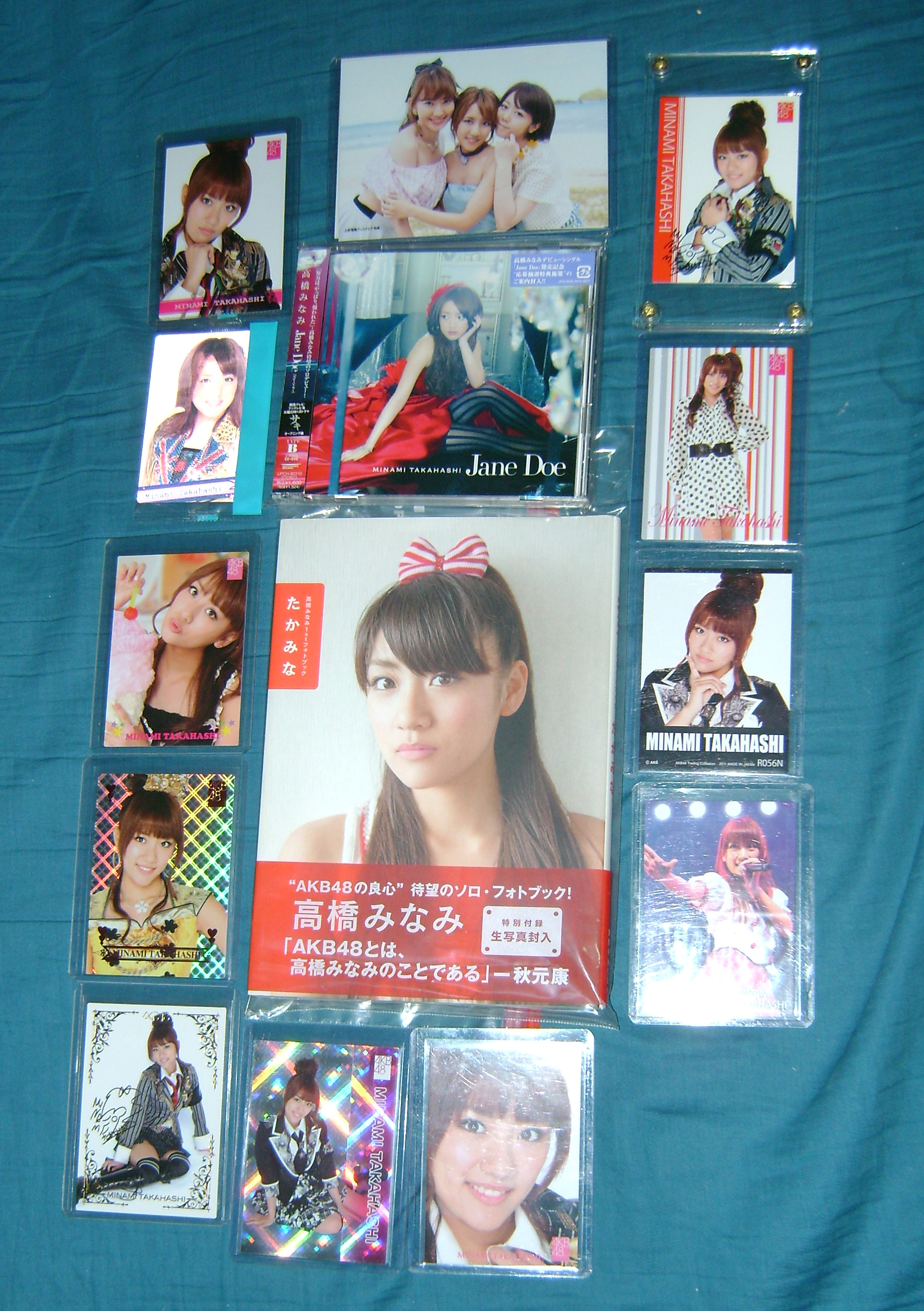 Minami All 1 AKB48, A Musical Collection; Part 5!