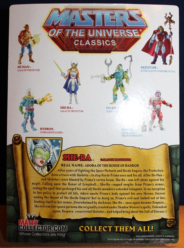 010 Masters of the Universe Club Etheria: November  NA She Ra!