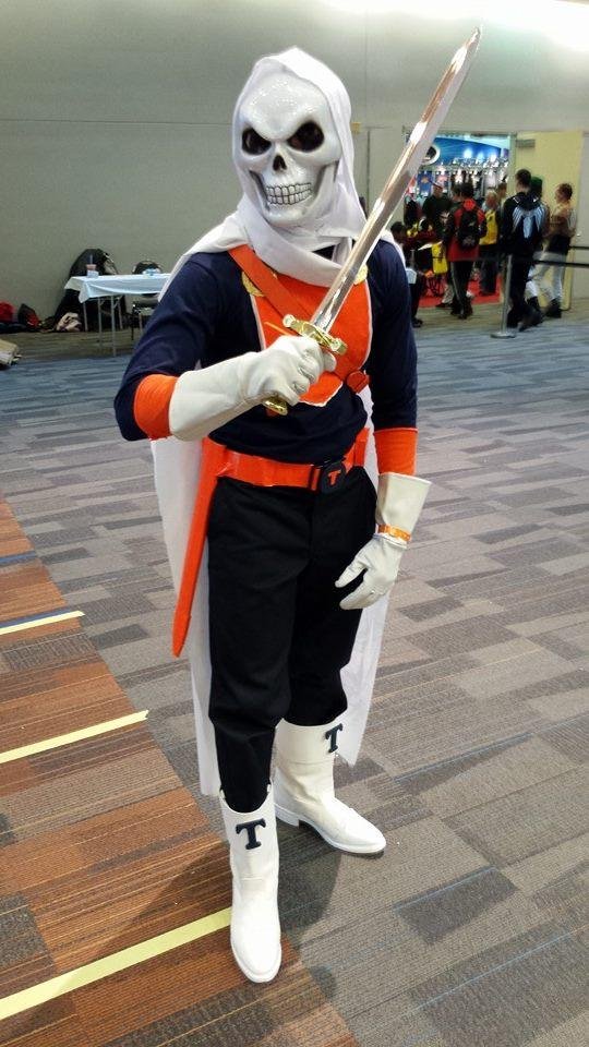 Taskmaster Cosplay Interview With Byron!