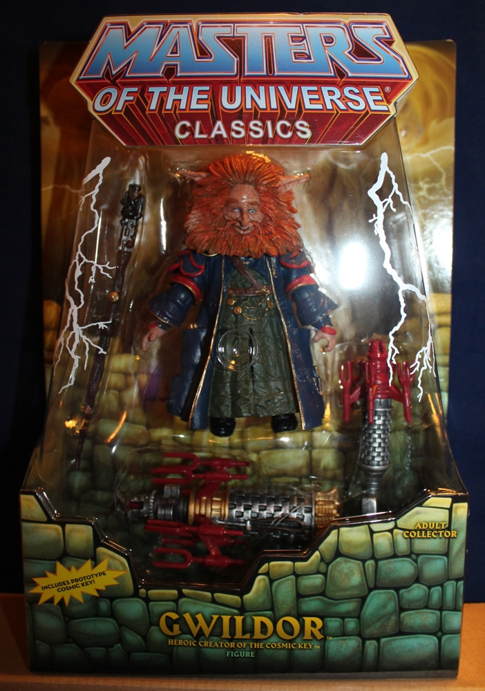 001 Masters of the Universe Classics: December  Gwildor and Mermista!