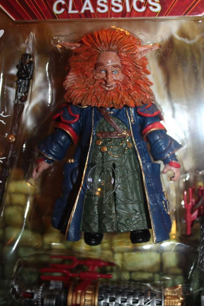 004 Masters of the Universe Classics: December  Gwildor and Mermista!