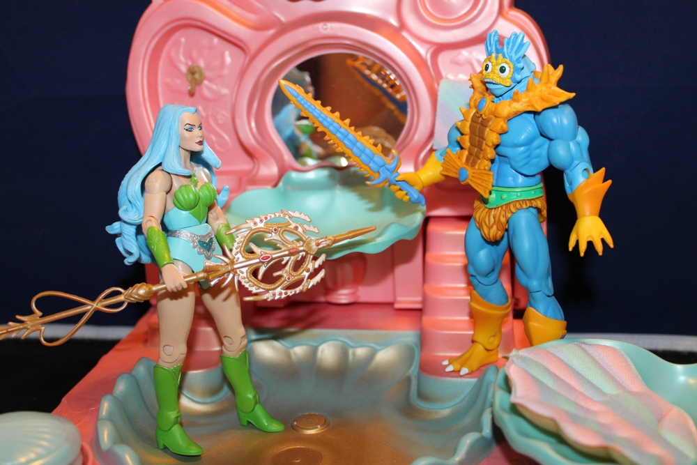 026 Masters of the Universe Classics: December  Gwildor and Mermista!