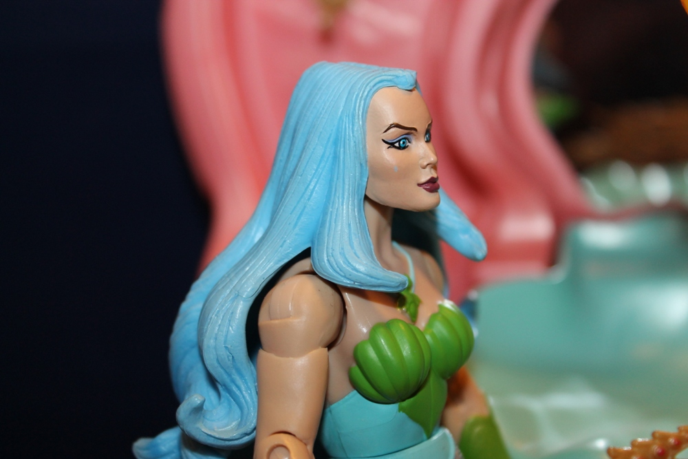 027 Masters of the Universe Classics: December  Gwildor and Mermista!