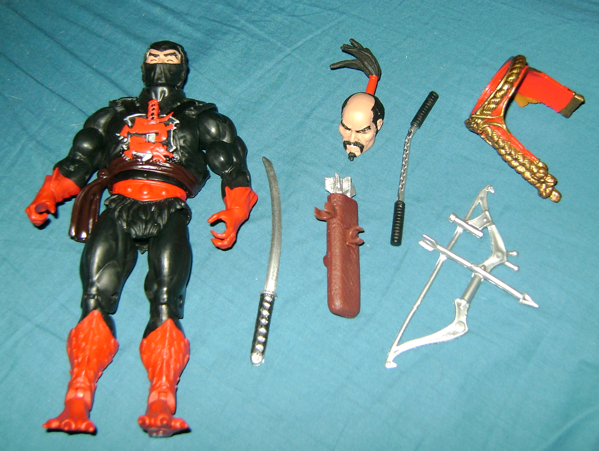 Ninjor 3 MOTUC: 2015; Feb {Part 1} Ninjor!