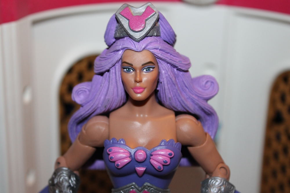 021 Masters of the Universe Club Etheria: December  Spinnerella!