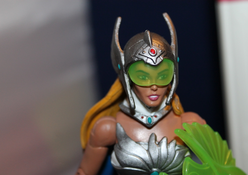 058 Masters of the Universe Club Etheria: December  Spinnerella!
