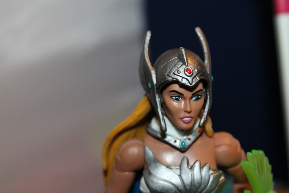 059 Masters of the Universe Club Etheria: December  Spinnerella!