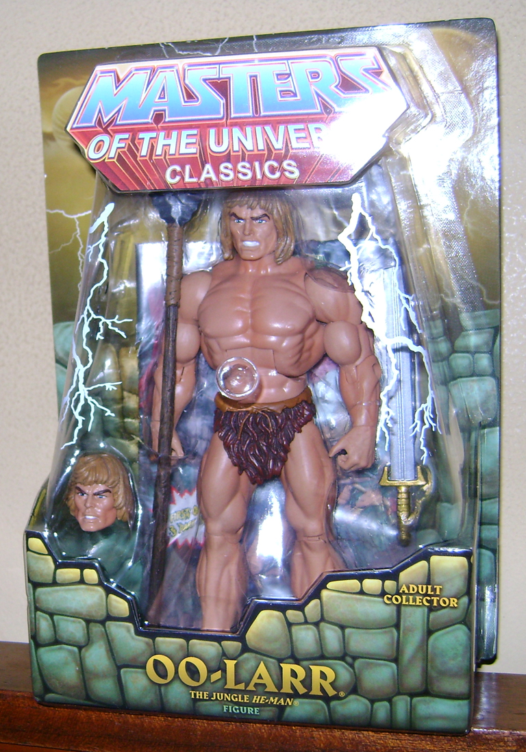 "HeMan 1 MOTUC 2015: March  Exclusive Figure ""Oo Larr?"""