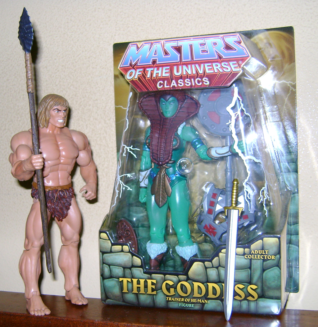 "HeMan 13 MOTUC 2015: March  Exclusive Figure ""Oo Larr?"""