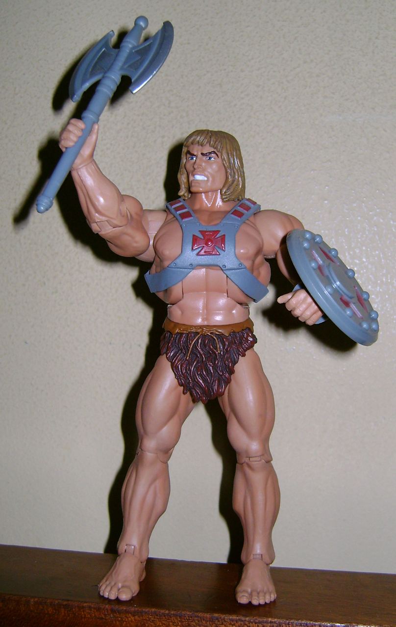 "HeMan 14 MOTUC 2015: March  Exclusive Figure ""Oo Larr?"""