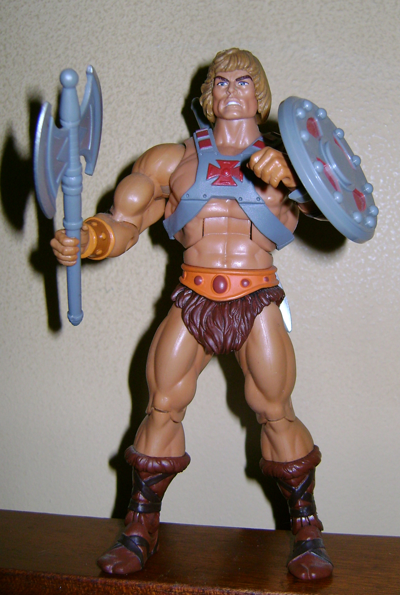 "HeMan 15 MOTUC 2015: March  Exclusive Figure ""Oo Larr?"""