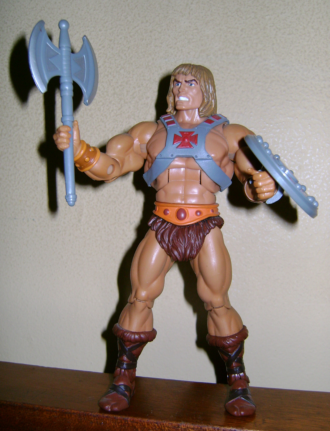 "HeMan 16 MOTUC 2015: March  Exclusive Figure ""Oo Larr?"""