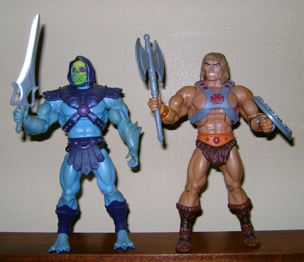 "HeMan 17 MOTUC 2015: March  Exclusive Figure ""Oo Larr?"""