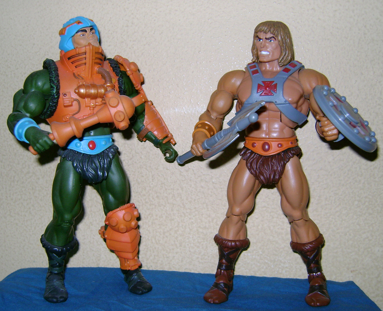 "HeMan 19 MOTUC 2015: March  Exclusive Figure ""Oo Larr?"""