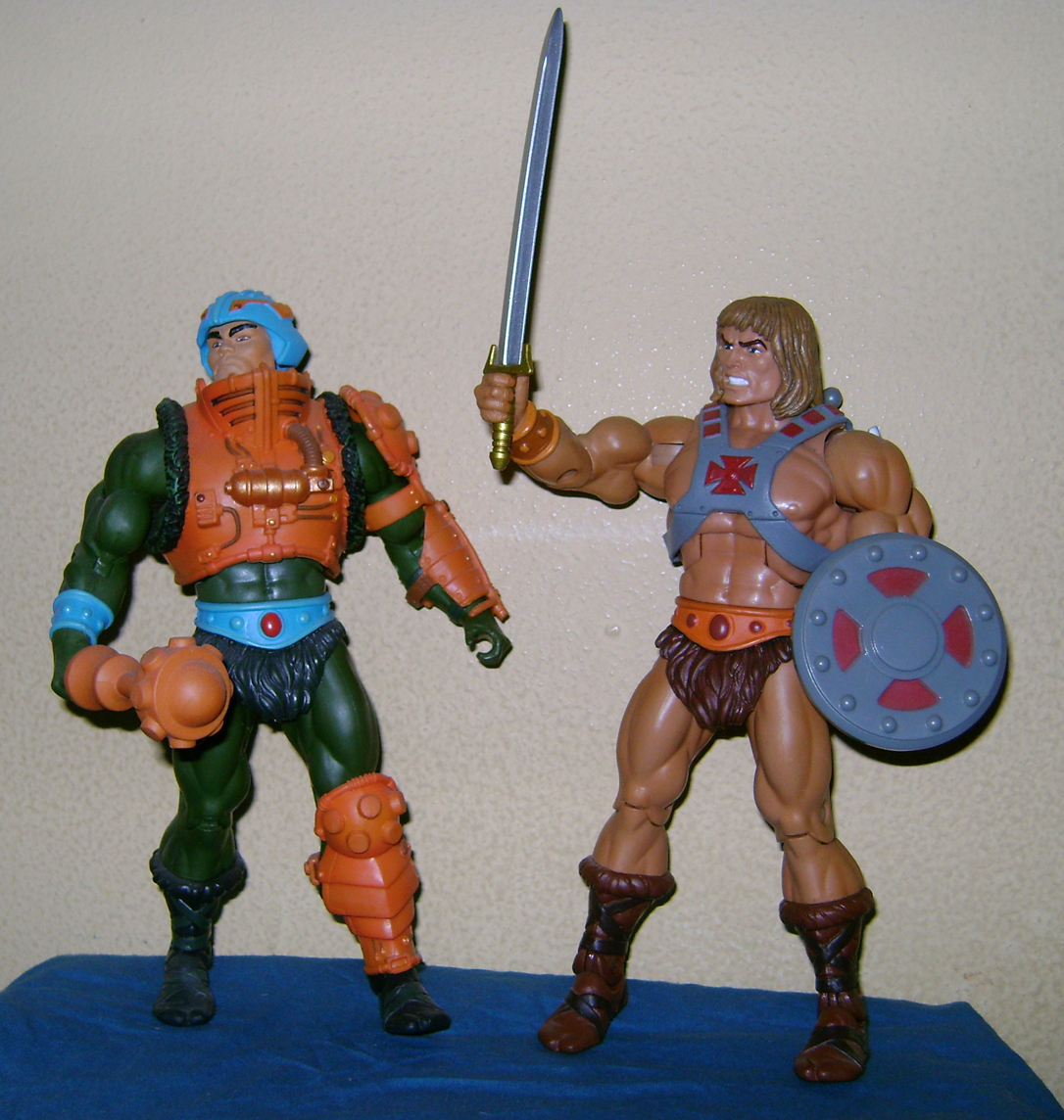 "HeMan 20 MOTUC 2015: March  Exclusive Figure ""Oo Larr?"""