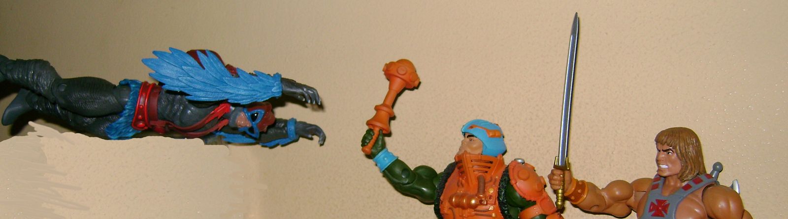 "HeMan 21 MOTUC 2015: March  Exclusive Figure ""Oo Larr?"""