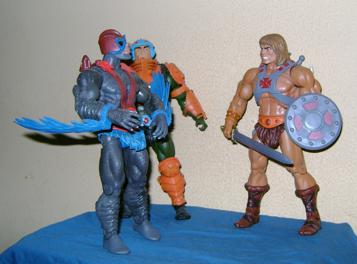 "HeMan 22 MOTUC 2015: March  Exclusive Figure ""Oo Larr?"""
