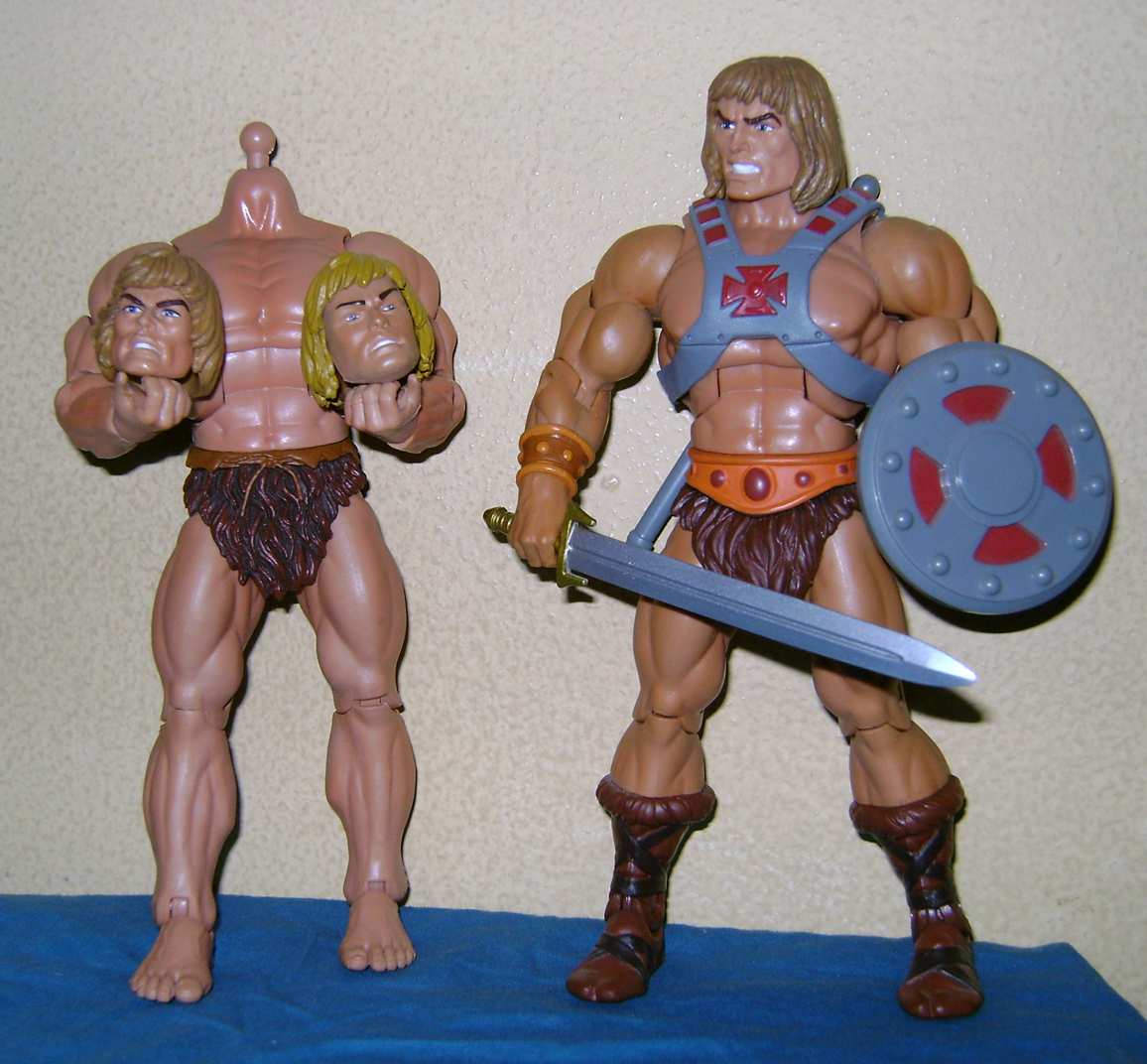 "HeMan 23 MOTUC 2015: March  Exclusive Figure ""Oo Larr?"""