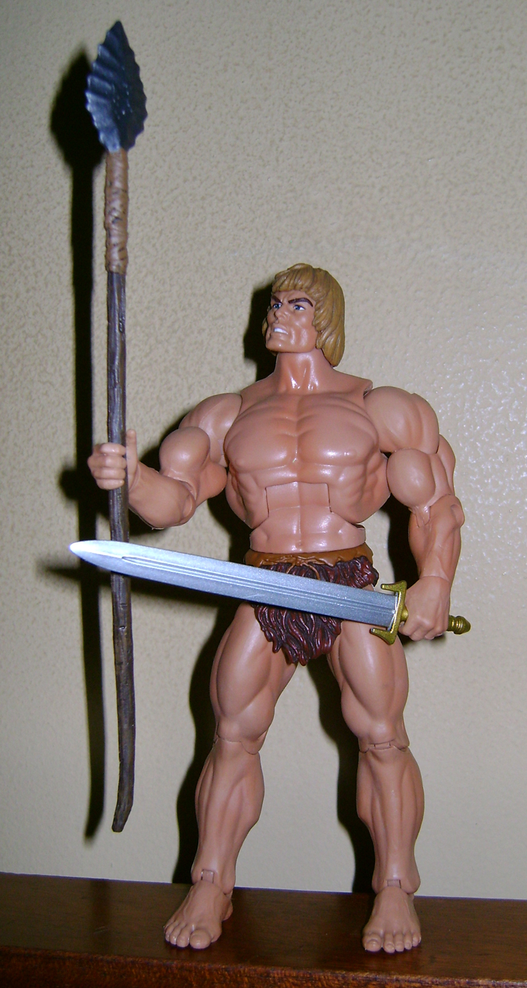 "HeMan 25 MOTUC 2015: March  Exclusive Figure ""Oo Larr?"""