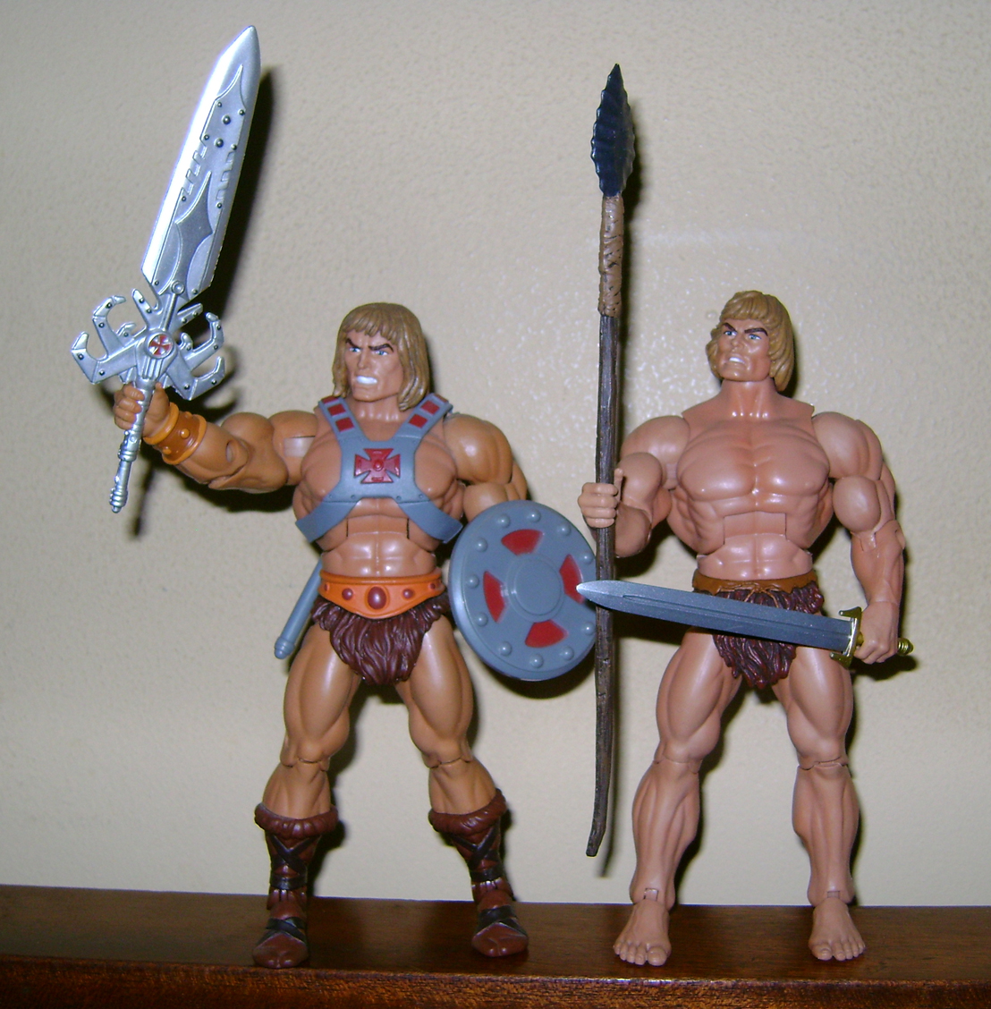 "HeMan 26 MOTUC 2015: March  Exclusive Figure ""Oo Larr?"""