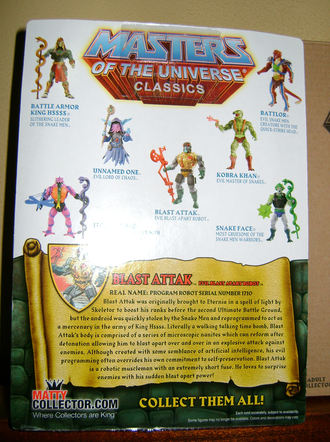 Blst Atk 2 MOTUC 2015: May  Blast Attak!