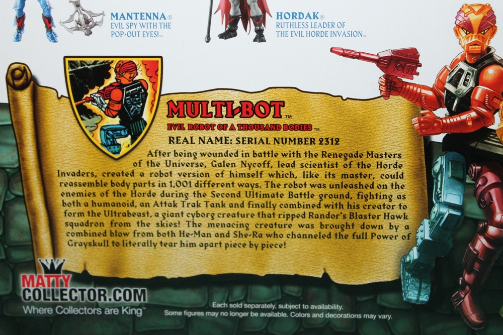 003 MOTUC 2015: June  Multi Bot!