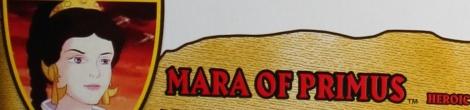 MOTUC 2015: August- Mara of Primus!