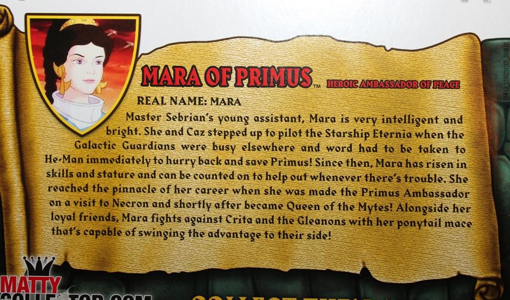 008 MOTUC 2015: August  Mara of Primus!