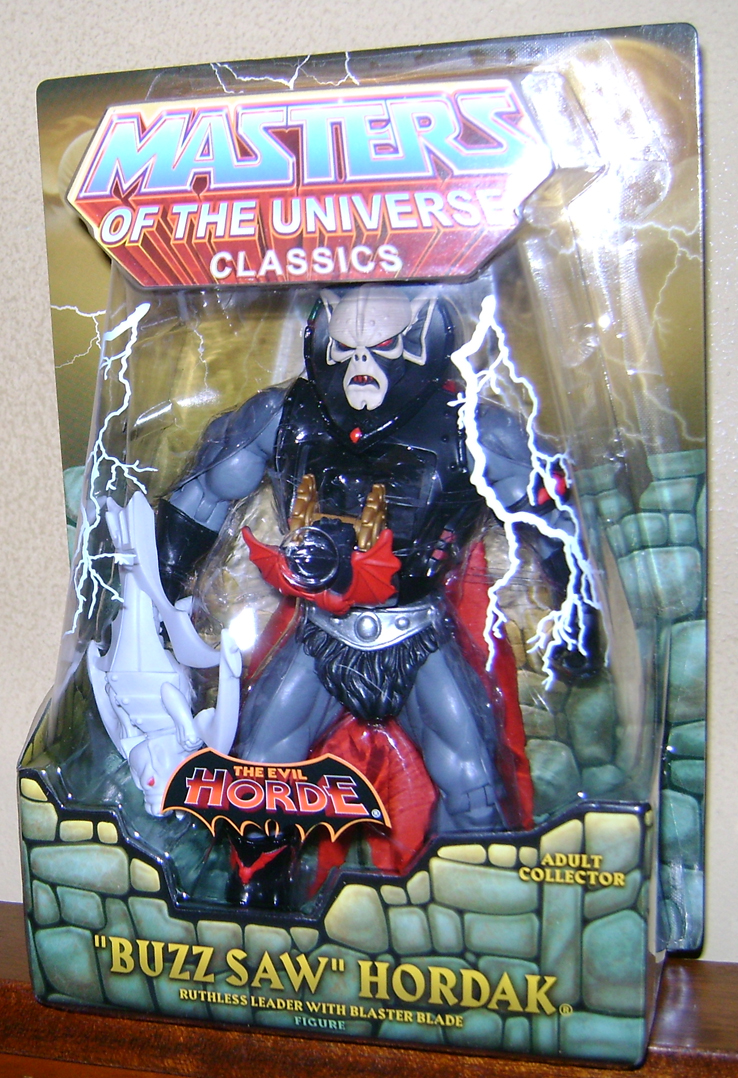 Aug 1 MOTUC 2015 And 200X Special Subscription  Aug: Buzz Saw Hordak, Evil Seed and Heads of Eternia!