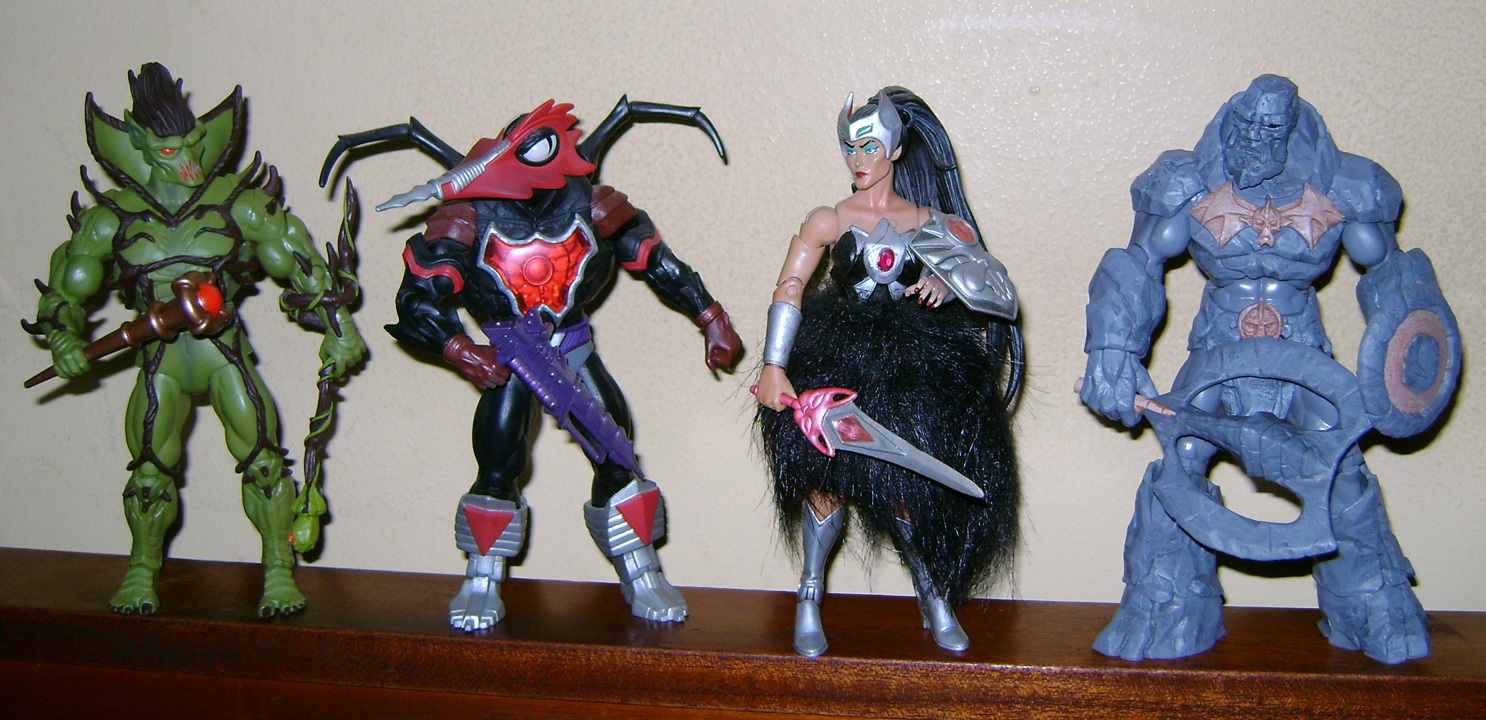 Aug 19 MOTUC 2015 And 200X Special Subscription  Aug: Buzz Saw Hordak, Evil Seed and Heads of Eternia!