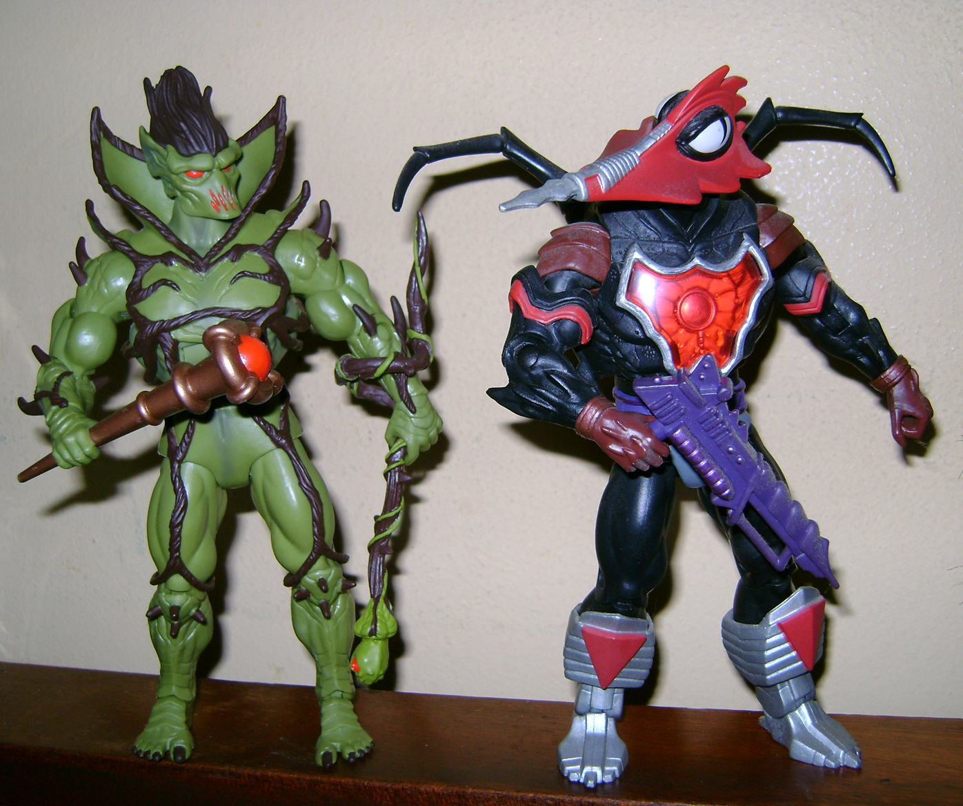 Aug 20 MOTUC 2015 And 200X Special Subscription  Aug: Buzz Saw Hordak, Evil Seed and Heads of Eternia!