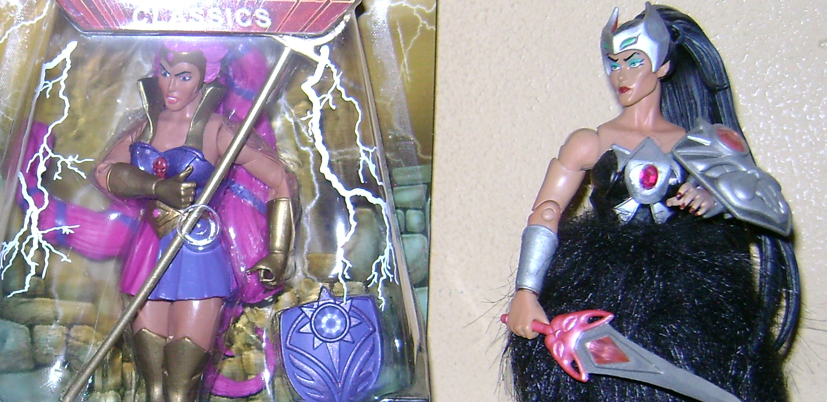 Aug 21 MOTUC 2015 And 200X Special Subscription  Aug: Buzz Saw Hordak, Evil Seed and Heads of Eternia!