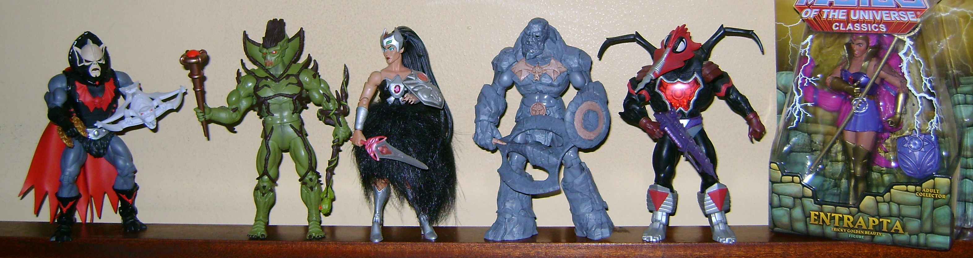 Aug 22 MOTUC 2015 And 200X Special Subscription  Aug: Buzz Saw Hordak, Evil Seed and Heads of Eternia!