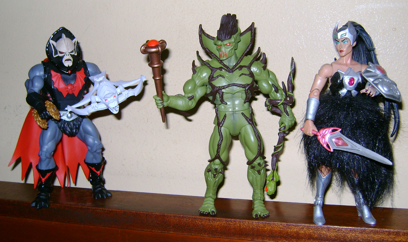 Aug 23 MOTUC 2015 And 200X Special Subscription  Aug: Buzz Saw Hordak, Evil Seed and Heads of Eternia!