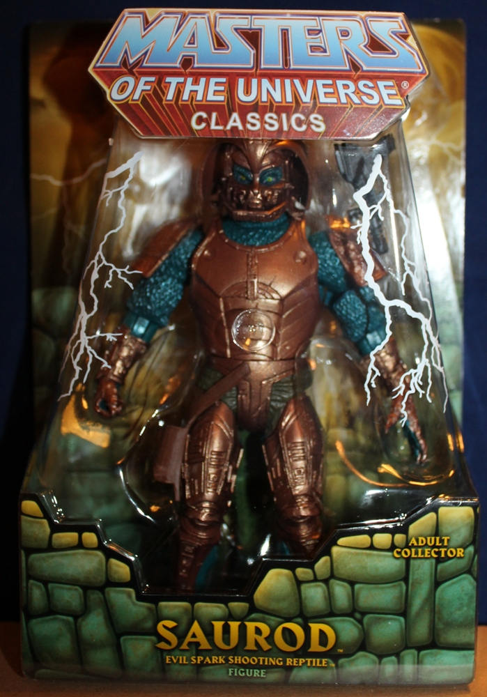 001 MOTUC 2015: September  Saurod!