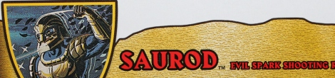 MOTUC 2015: September- Saurod!