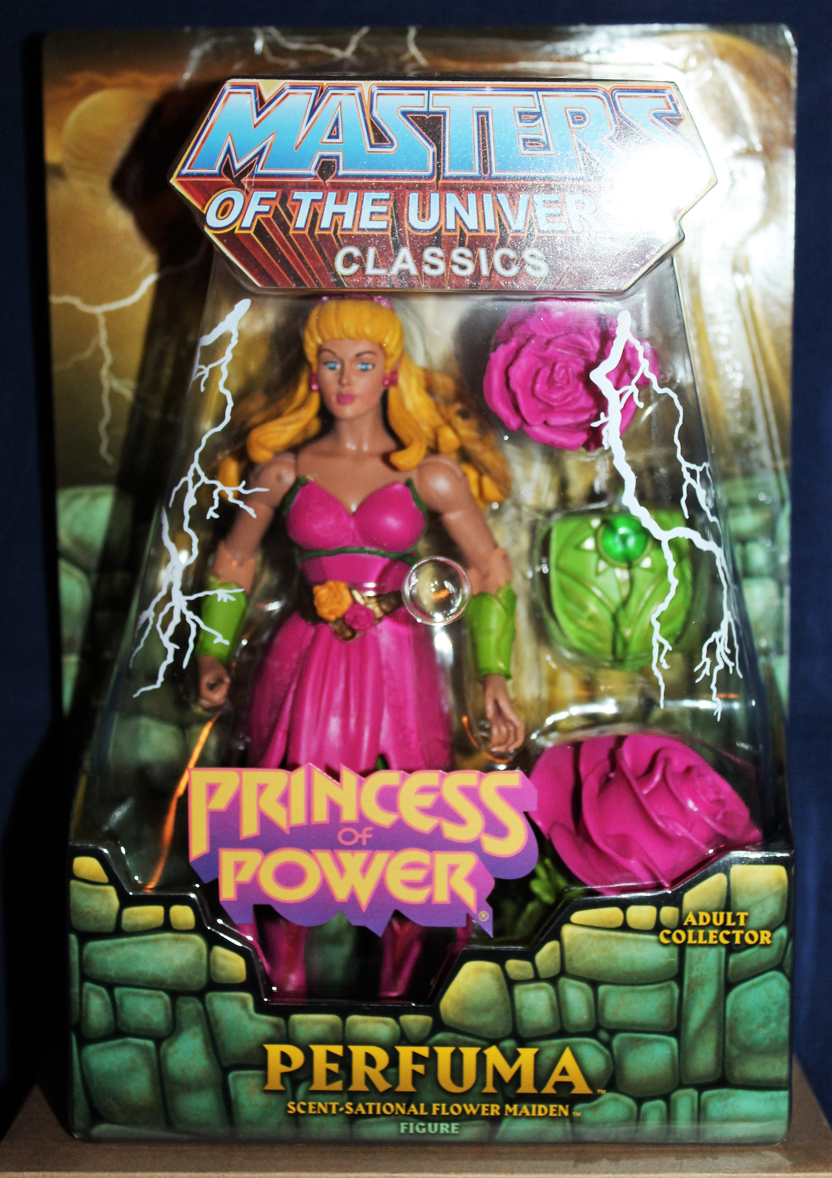 IMG 8211 MOTUC 2015: October  Perfuma, Skeletor, and He Man!