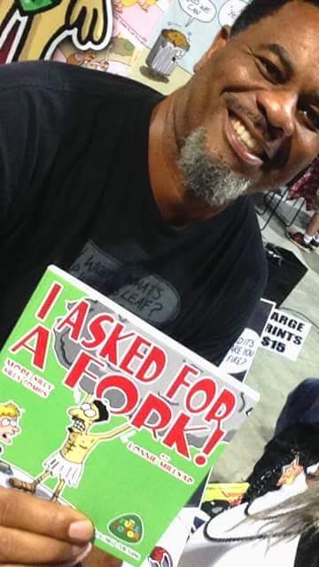 Interview with Cartoonist Lonnie Millsap!