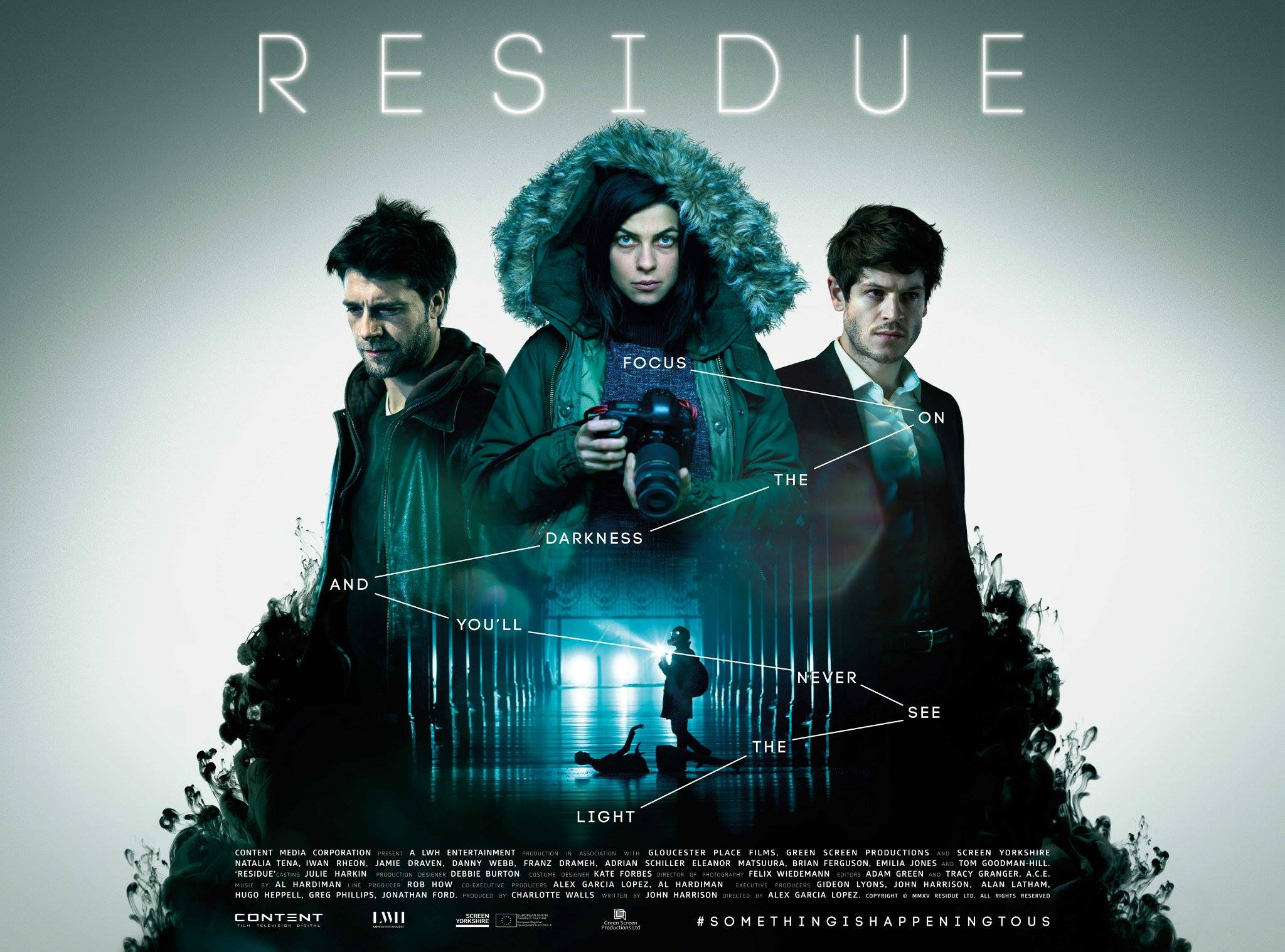 Streaming Review: Residue (2015)