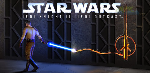 Classic Video Game Review… Star Wars Jedi Knight II: Jedi Outcast [2002]